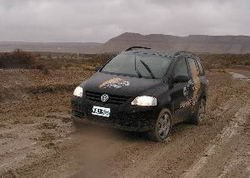 Prueba del Volkswagen Suran