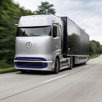 Mercedes-Benz promete un camión de hidrógeno de 1.000 km de autonomía en 2023 para liderar el transporte sin emisiones