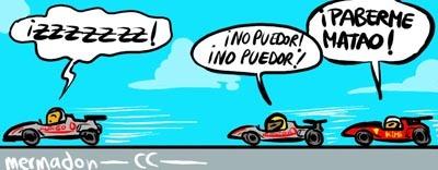 Monza en una imagen