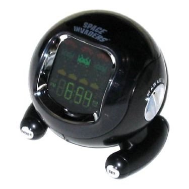 Despertador de Space Invaders