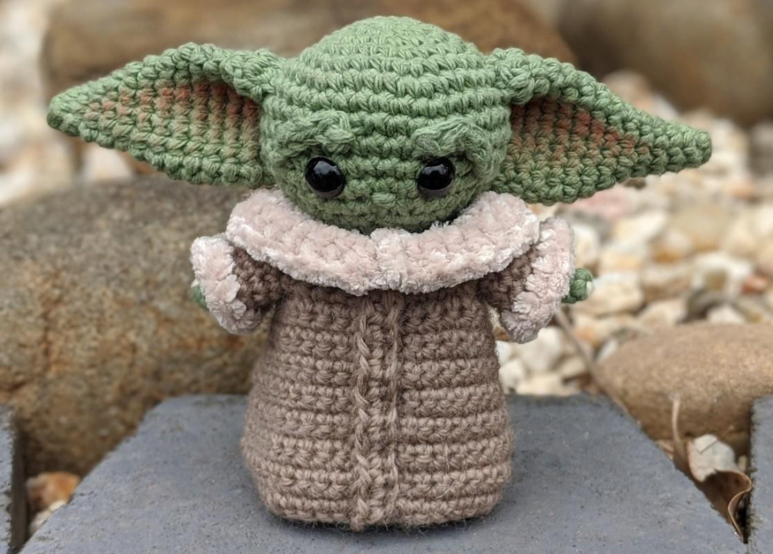 Galamigurumis El Maestro Yoda Renace. Patrón revisado - Galamigurumis   800x1115