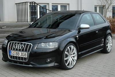 Audi S3 por B&B, 362 caballos
