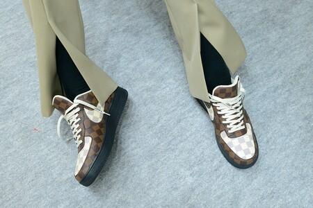 Las Air Force 1 de Nike x Louis Vuitton que van a obsesionar a todos los coleccionistas de zapatillas