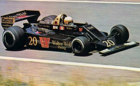 Wolf WR5 - Jody Scheckter 1978