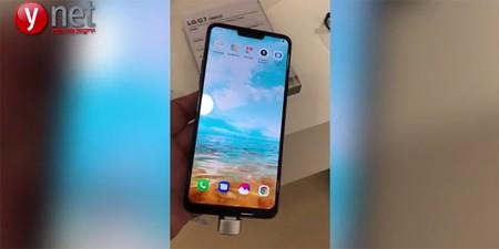 LG mostró en secreto el LG G7 Neo durante el MWC 2018: una renovación con Snapdragon 845, OLED y hasta 'notch'