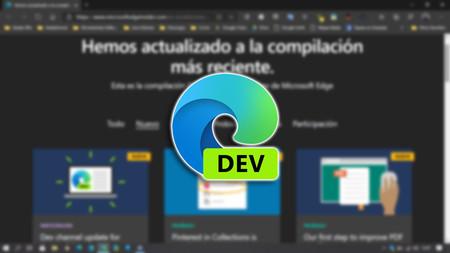 Mejoras en las DNS, en la edición de PDF y mucho más: esto es lo nuevo que llega con la actualización de Edge en el Canal Dev
