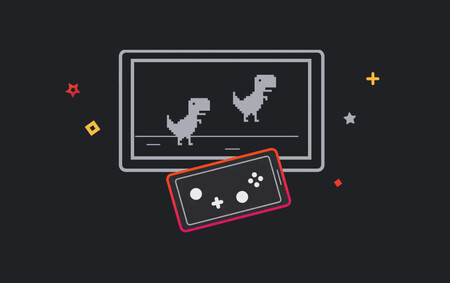 Stadia ya permite usar tu móvil como mando táctil para jugar en la TV o usar mandos Bluetooth en tu Chromecast Ultra