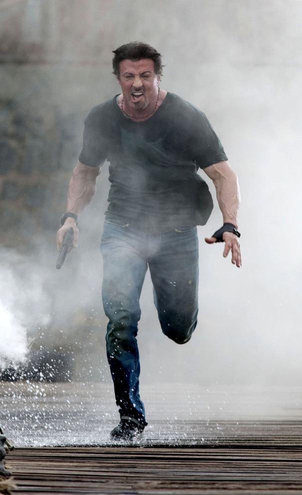 Foto de 'The Expendables' de Stallone, más fotos (1/3)