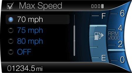 "Ford mejora su ""niñera electrónica"": MyKey"