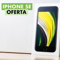El iPhone SE (2020) de Apple a precio de chollo en la semana del Black Friday de Amazon: llévatelo por 90 euros menos