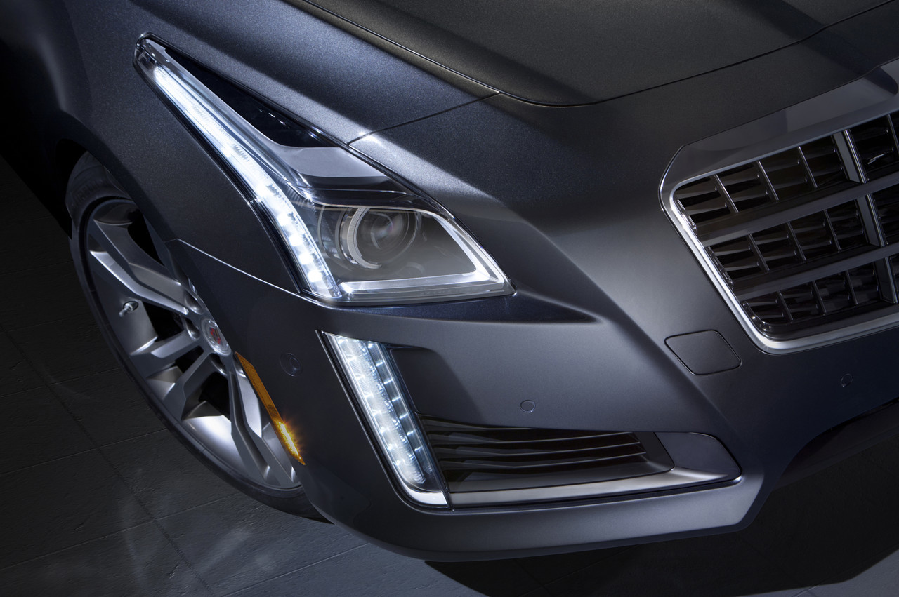 Foto de 2014 Cadillac CTS (10/24)