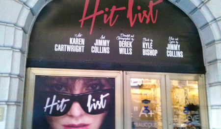 'Hit List', de 'Smash' a hacerse realidad en Broadway