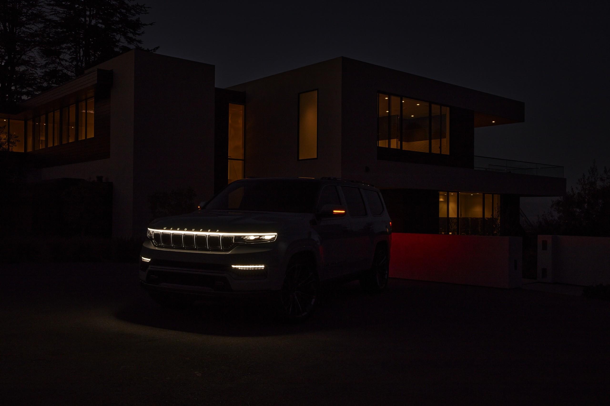 Foto de Jeep Grand Wagoneer Concept (22/63)