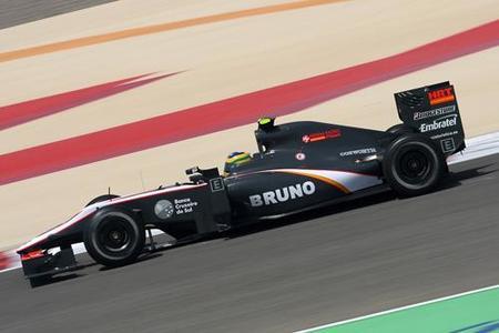 Hispania Racing F1 Team se fija terminar como objetivo para el GP de Australia