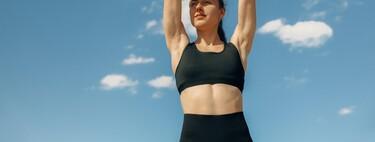 Entrena tu core con el TRX: cinco ejercicios adecuados para principiantes