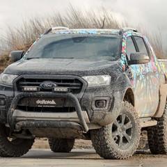 Foto 12 de 20 de la galería ford-ranger-por-delta4x4 en Motorpasión México