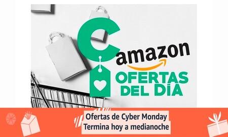 Las 56 mejores ofertas del Cyber Monday de Amazon: smart TVs, Sony o LG, smartphones Apple o Xiaomi, portátiles Lenovo o MSI, robots aspirador Roomba o cuidado personal Braun rebajados
