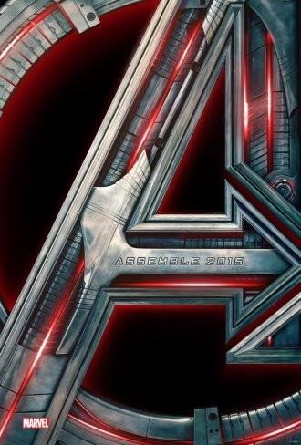 Cartel de Los Vengadores 2: La Era de Ultrón (Avengers: 2 Age Of Ultron)