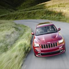 Foto 9 de 16 de la galería jeep-grand-cherokee-srt8-2012 en Motorpasión