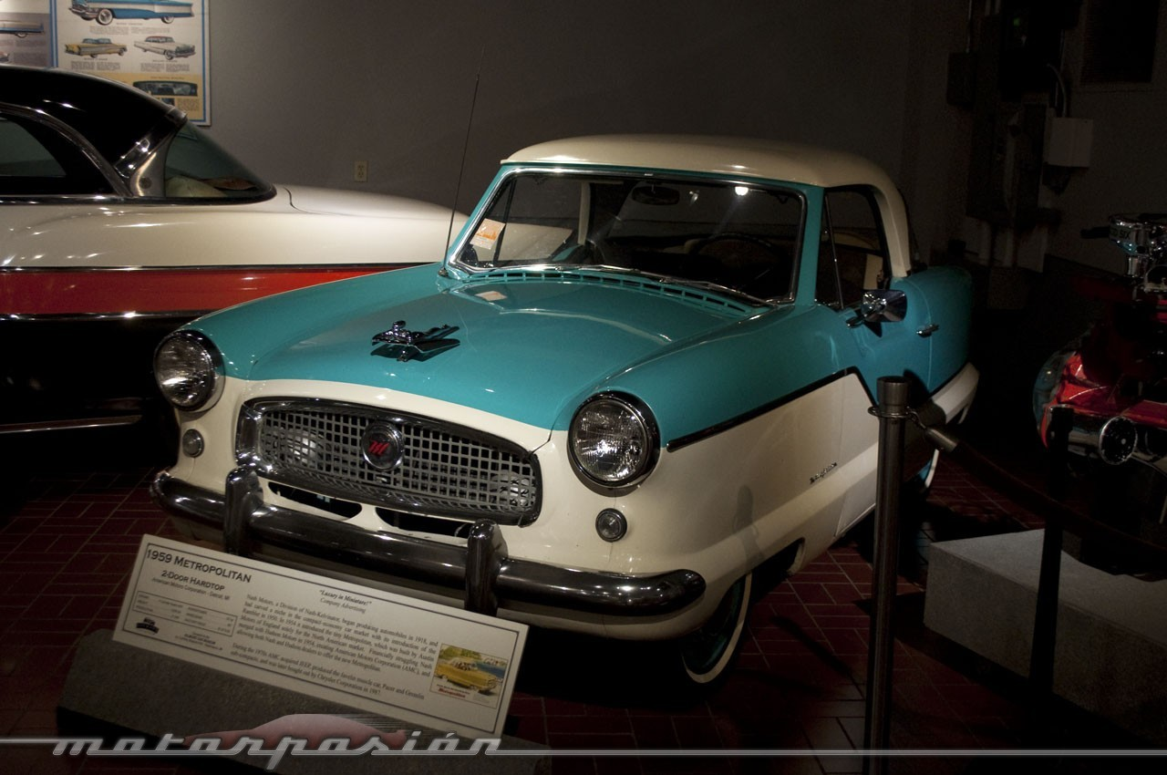 Foto de Gilmore Car Museum (22/61)