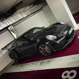 Descubren accidentalmente al nuevo Porsche 911 GT3 RS