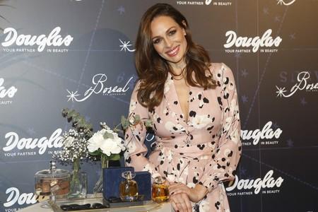 Eva González presenta su segunda fragancia, Boreal