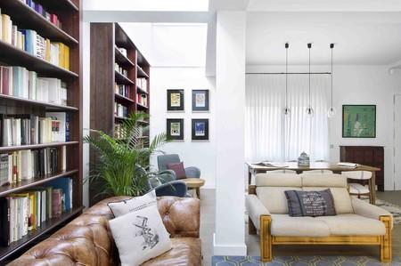 Una casa llena de libros