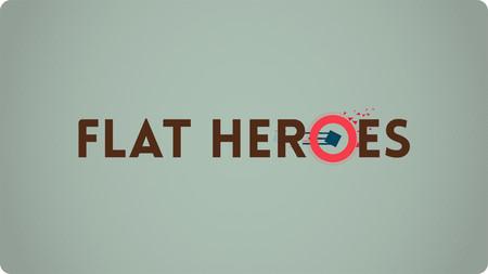 Análisis de Flat Heroes: un digno aspirante al trono de Super Meat Boy y N++
