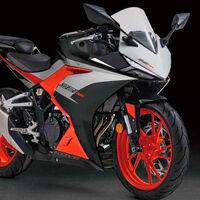 Esta deportiva moto china de 39 CV y 151 kg es una alternativa barata para las KTM RC 390 y Yamaha R3