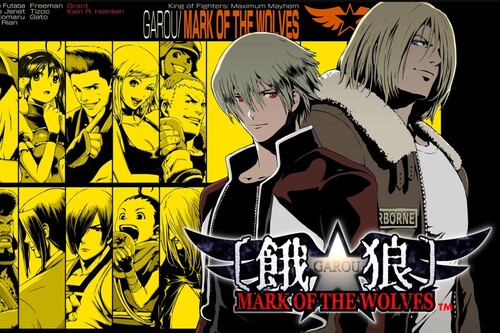 Garou Mark of the Wolves, el espectacular final de la saga Fatal Fury