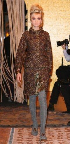 Chanel Pre-Fall 2011: el imperio bizantino, el lujo y Karl Lagerfeld