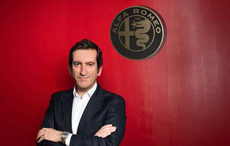 Alejandro Mesonero Romanos Jefe De Diseno Alfa Romeo