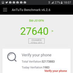 Foto 3 de 16 de la galería benchmarks-samsung-galaxy-j5-2016 en Xataka Android
