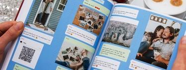 Esta empresa convierte tus whatsApp en un libro (y puede ser un gran regalo ahora que ya no se mandan cartas de amor)