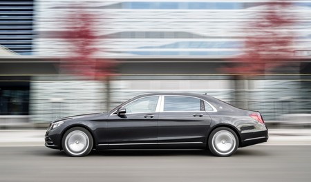 Mercedes Maybach Clase S 1000 02