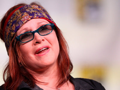 Has visto más películas de Carrie Fisher de las que piensas (y ninguna de ellas es Star Wars)