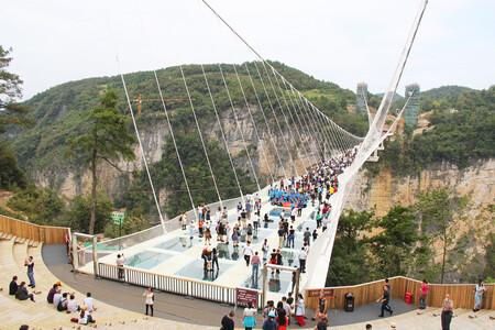 Zhangjiajieglassbyhighestbridges