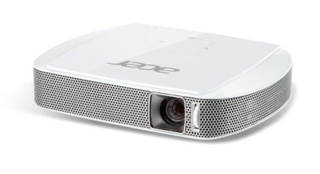 Acer C205: un proyector que no notarás que llevas encima