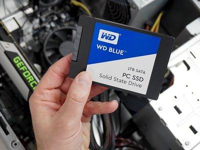 WD Blue SSD, análisis: 1 TB para trabajar rápido y de forma muy intensiva