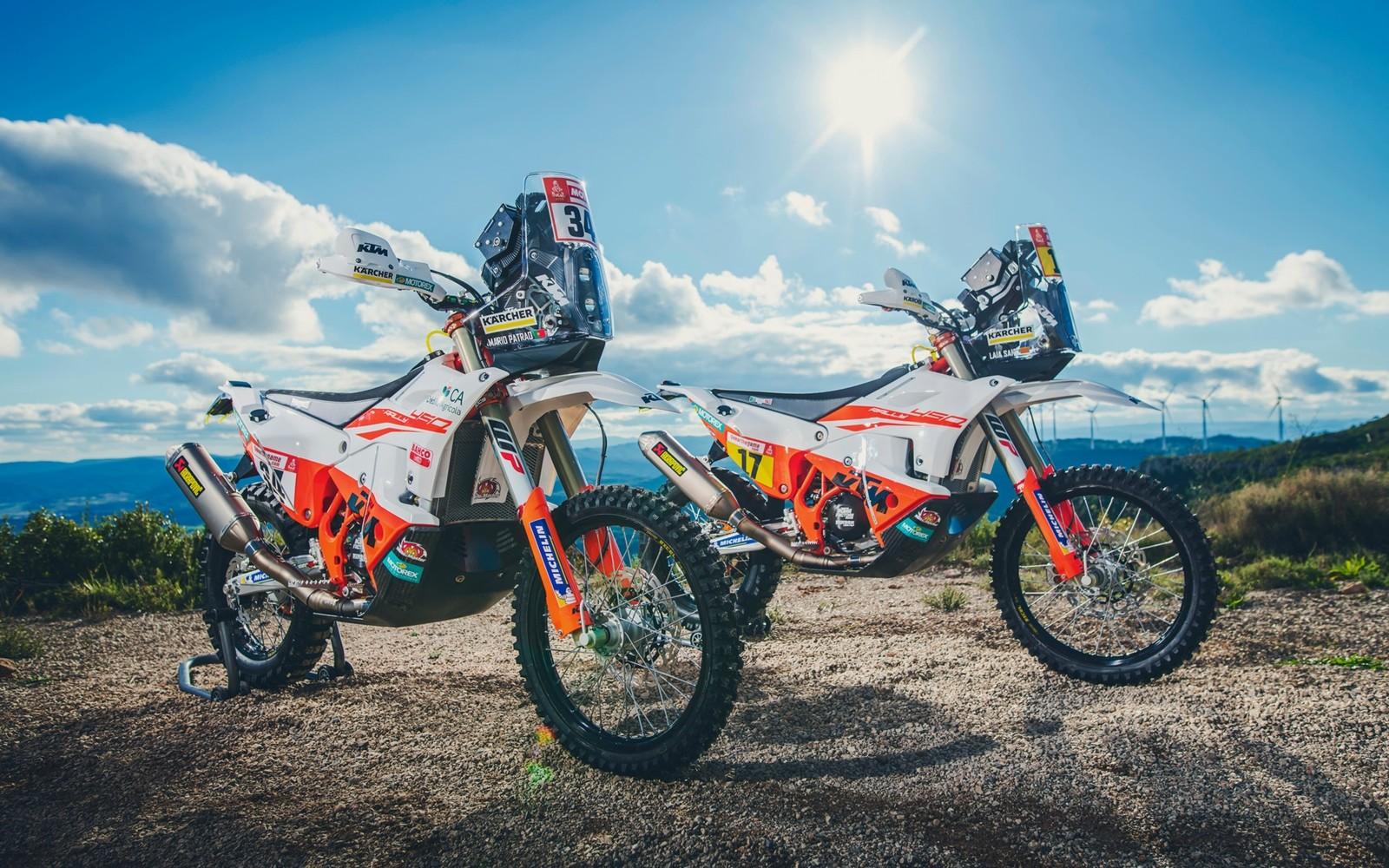 Foto de KTM 450 Rally Dakar 2019 (74/116)