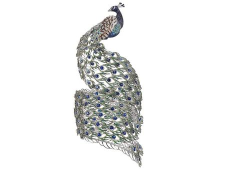 Chopard-pavo-real
