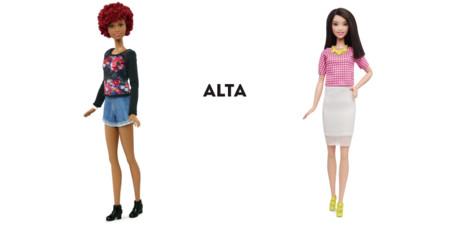 Barbie alta