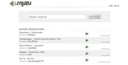 Snuzu, comparte la música que escuchas