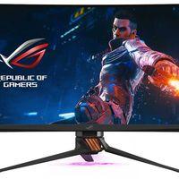 Asus sigue apostando por el mercado gamer con su nuevo monitor tope de gama, el ROG Swift PG35VQ