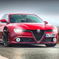 El Alfa Romeo GTV podría resucitar como un nuevo coche eléctrico rival de los Tesla Model 3 y BMW i4, con 800 km de autonomía