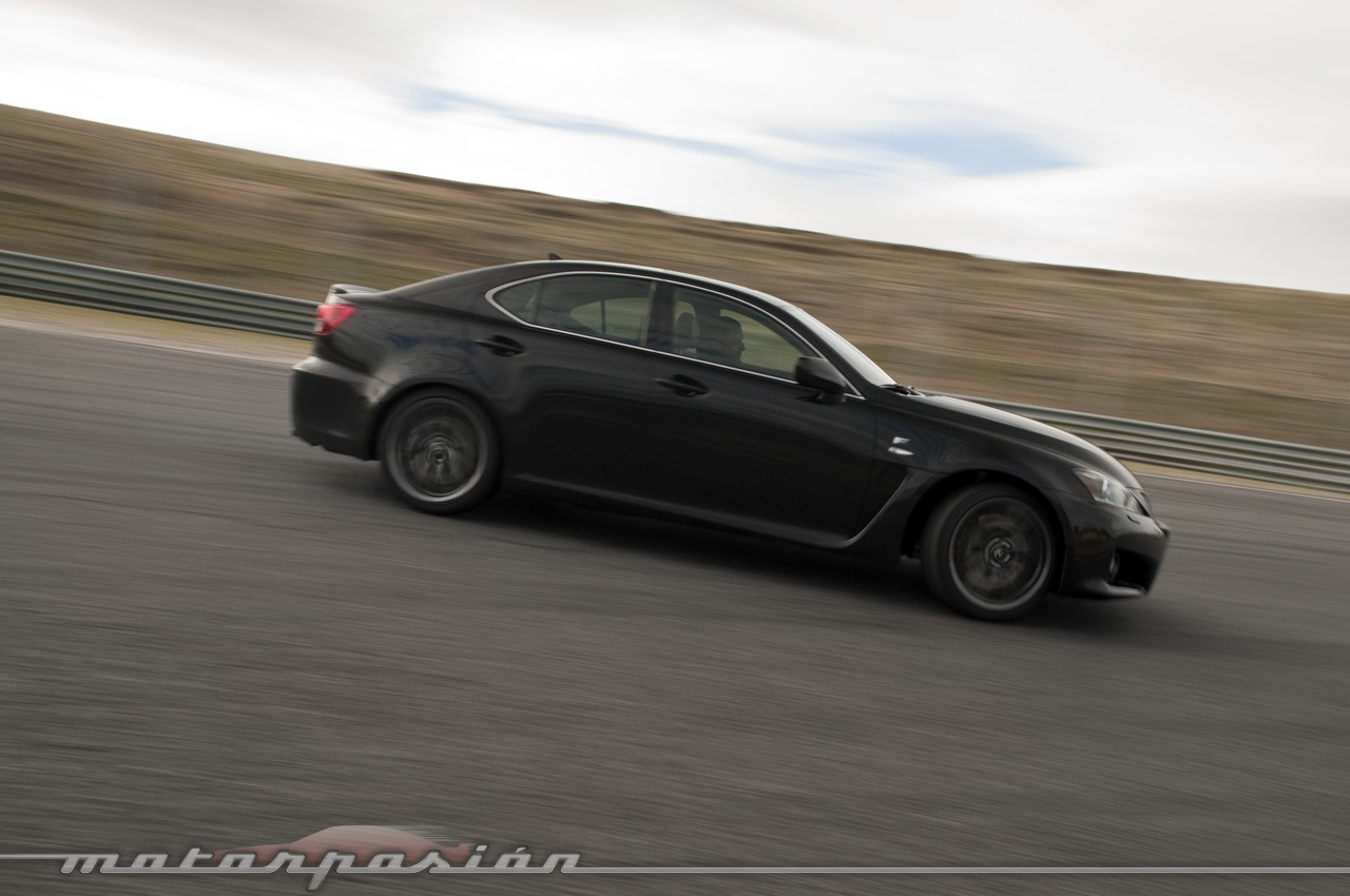 Foto de Lexus IS F (prueba) (20/46)