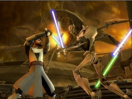 'Star Wars: LightSaber Duels': primera captura