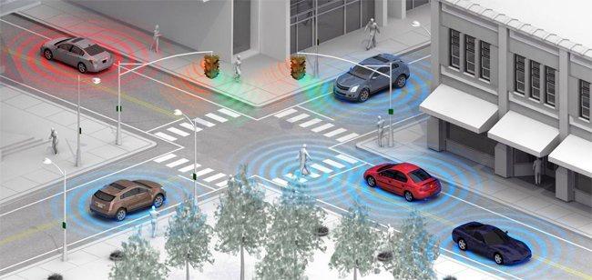 Google conducción autónoma