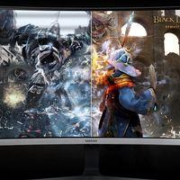 Samsung lleva los 240 Hz hasta un monitor curvo para gaming con el nuevo CRG5