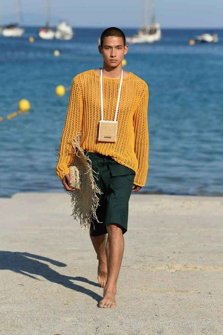 Jacquemus Mens Spring Summer 2019 Paris Fashion Week 011